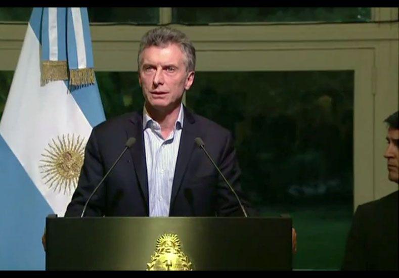 Macri se reúne con gobernadores del Litoral por la emergencia hídrica