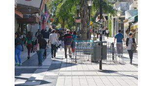 Retracción. Las ventas están estancadas y muchos comercios ya cerraron o despidieron empleados.   Foto UNO/Juan Manuel Hernández