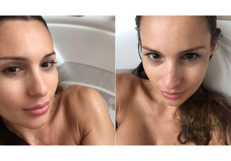 La selfie de Pampita que revolucionó las redes