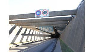 Durante toda la noche habrá tránsito alternado en el Túnel Subfluvial