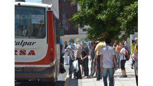 Confirmaron los nuevos recorridos de los colectivos en Paraná