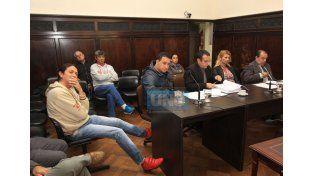 Juicio. Ayer declararon siete testigos que comprometieron a los imputados.  Foto UNO/Juan Ignacio Pereira