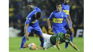 El Xeneize aplastó a Deportivo Cali