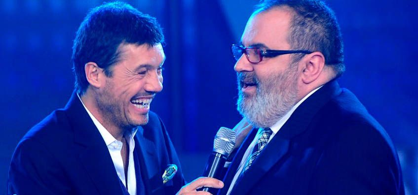 """El pedido de Jorge Lanata a Marcelo Tinelli para estar en el """"Bailando"""""""
