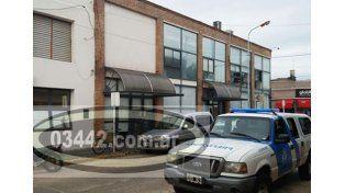 Efectivos de Policía Federal y Prefectura allanaron oficinas del PAMI en Concordia