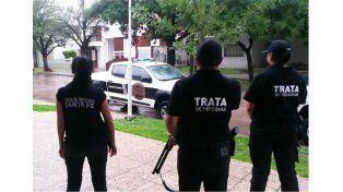 En Avellaneda. La agencia de Trata allanó la casa del director y secuestró armas y municiones / Foto: Ministerio Público de la Acusación