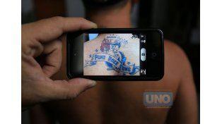La aplicación está disponible para el sistema operativo de iOS. Foto UNO Diego Arias.