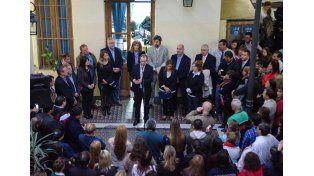Asumieron las nuevas autoridades del Copnaf en la provincia