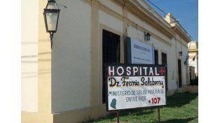 Hospital Fermín Salaberry. Foto: Internet