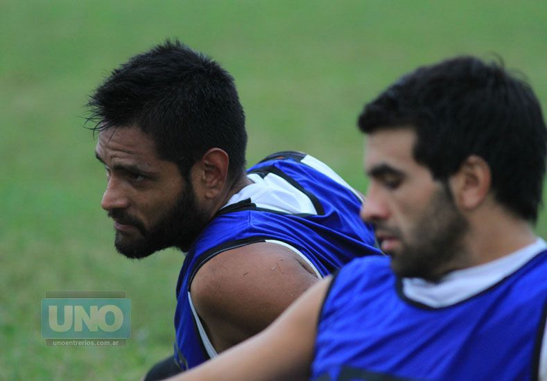 Andrade entendió que el estado del campo de juego jugó un papel importante.   Foto UNO/Juan Ignacio Pereira