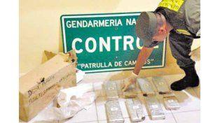 A prisión por buscar encomienda narco para vender en el Pancho