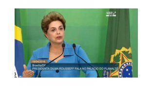 Rousseff no renunciará
