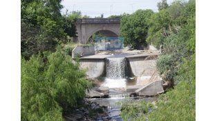 El arroyo Antoñico tiene espacios naturales dignos de rescatar. Foto UNO. Juan Ignacio Pereira.