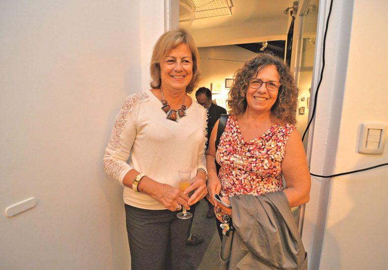 Carlos Ara Monti expuso sus obras en Galería GAP 18