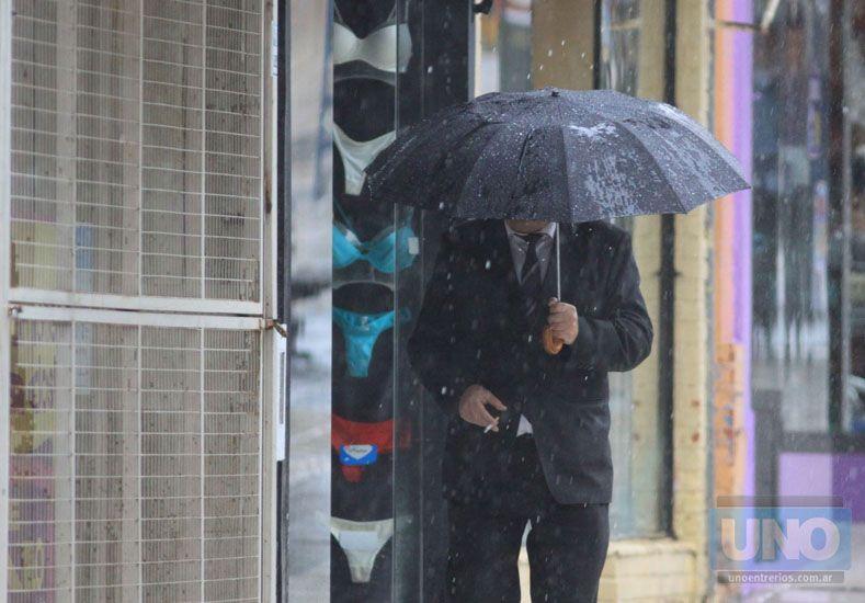 Los vientos cambiantes dificultan los pronósticos. Foto UNO Juan Ignacio Pereira.