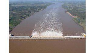 Salto Grande deberá incrementar la evacuación de la presa