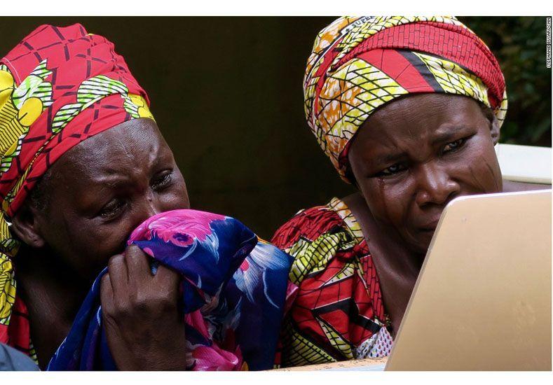 Liberan a cientos de rehenes de Boko Haram en Nigeria