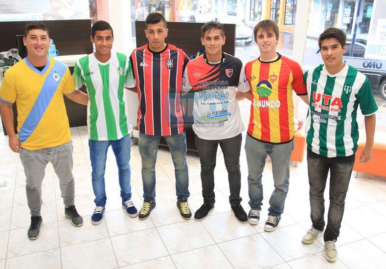 La unión hace la fuerza en el fútbol capitalino