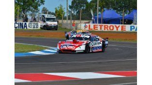 El piloto de Chevrolet se perfila a ser el gran protagonista de la cuarta fecha del TC. (Foto Color Digital Fotografía)