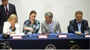 Agredieron a Michetti en la Universidad de Tucumán
