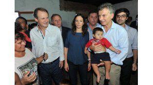Macri anunció que declarará el desastre y prometió ayuda a los inundados
