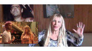 Beatriz Olave vio la película sobre la vida de su hijo y luego emitió un comunicado al respecto
