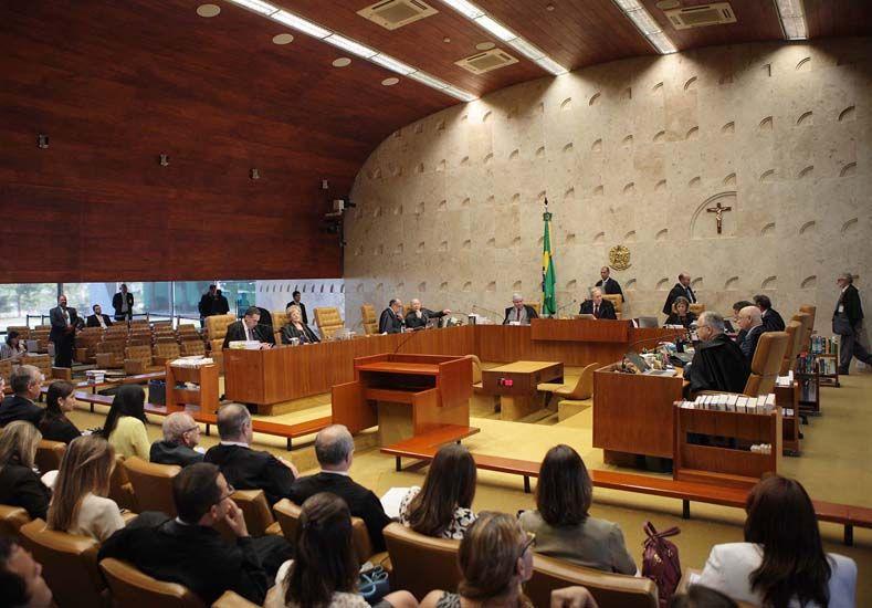 Comenzó la sesión que debe resolver si someten a juicio político a Dilma Rousseff.  Foto: Télam