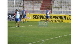 Alexis Ekkert formará parte del 11 inicial después de tres jornadas.  Foto UNO/Mateo Oviedo