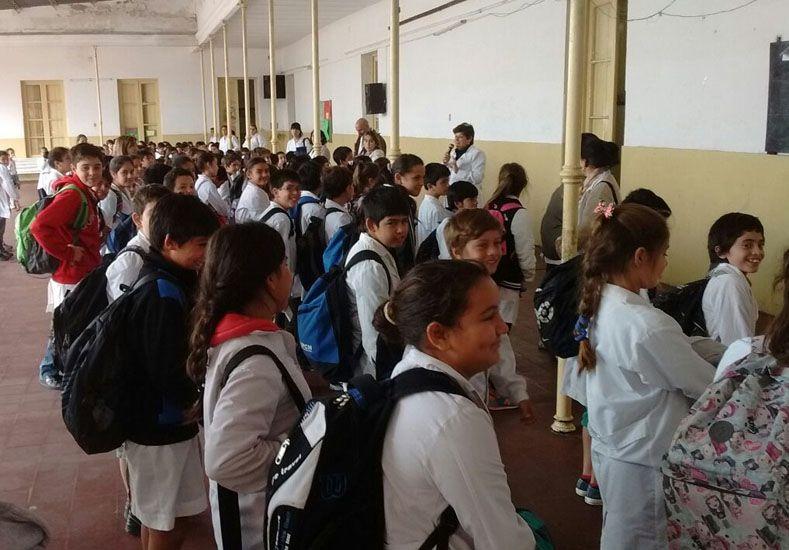 Escuela Primera Junta