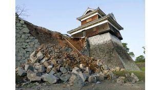 Un terremoto sacudió a Japón
