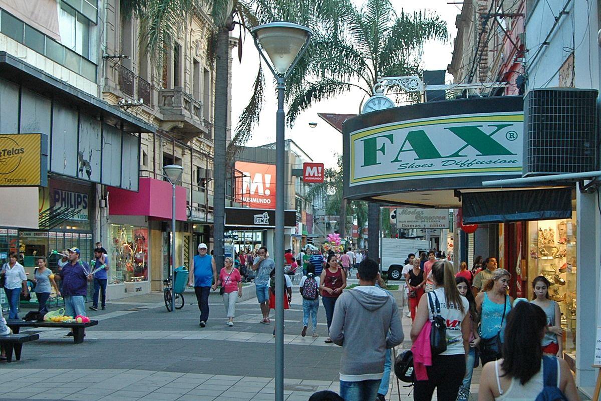 Concordia: el Centro de Comercio alerta sobre una fuerte caída en las ventas
