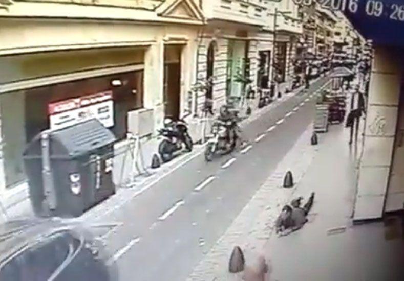 No estaban armados los ladrones del abogado que mató a un cerrajero