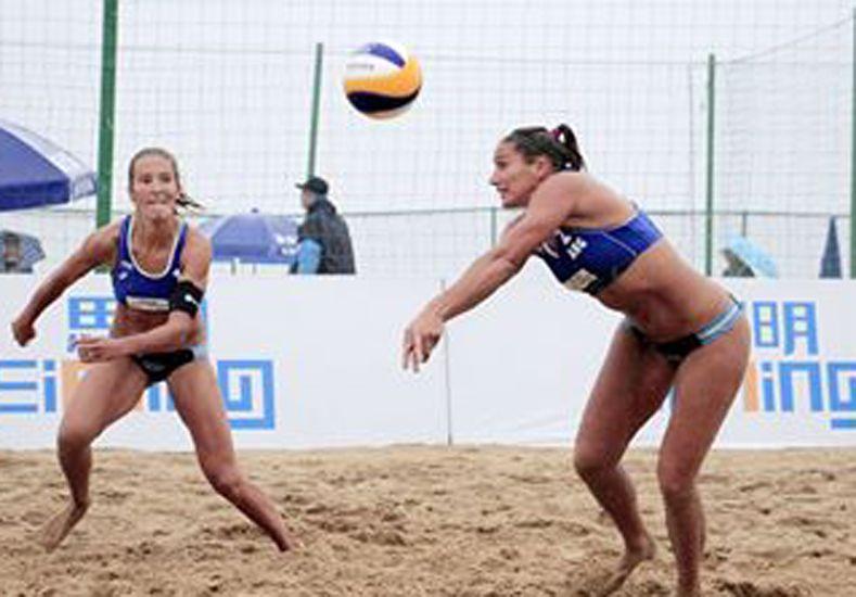 La entrerriana Ana Gallay junto a Klug disputan el Xiamen Open