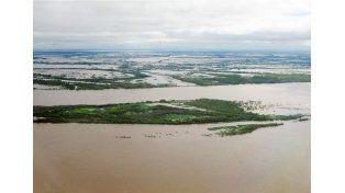Frigerio y Buryaile suspendieron la visita a la provincia por razones climáticas