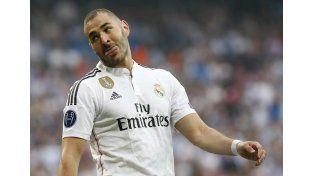 Karim Benzema no será tenido en cuenta en Francia para la Eurocopa por el escándalo sexual
