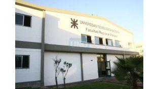 La facultad regional Paraná de la UTN. No habrá actividad el viernes. (Foto: UNO/Archivo)