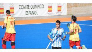 Los Leones igualaron en su primer amistoso disputado en España