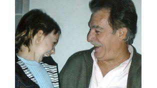 Federico Storani junto a su hijo Manuel