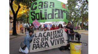 Casa Solidaria. Realizan una importante labor de inclusión. Foto Gentileza/Casa Solidaria
