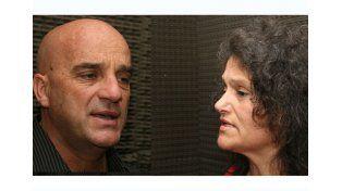 Juntos en el coliseo. Haydée Chaparro y Guido Tonina el viernes para toda la gente.