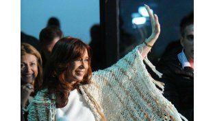 Cristina Fernández de Kirchner. Foto: Télam