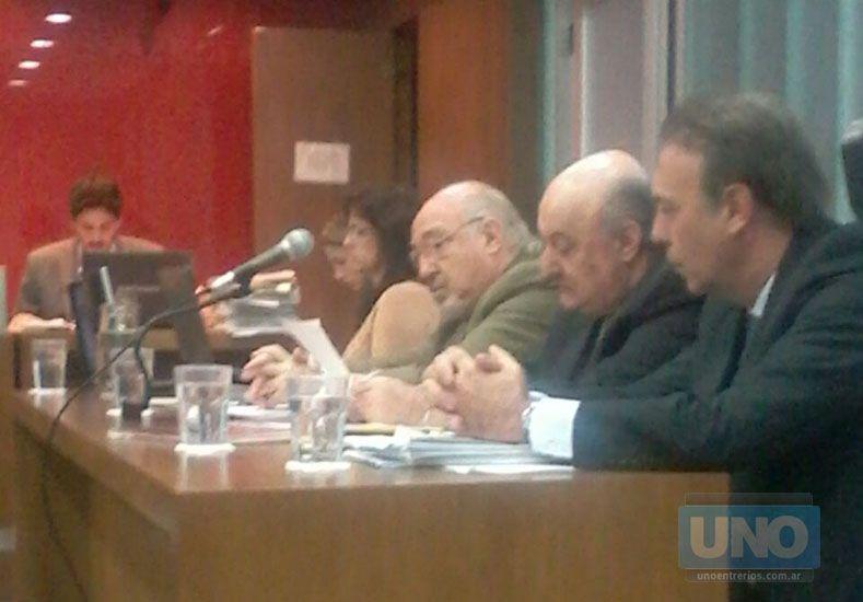 Comenzó el juicio al exsenador Raúl Taleb por enriquecimiento ilícito