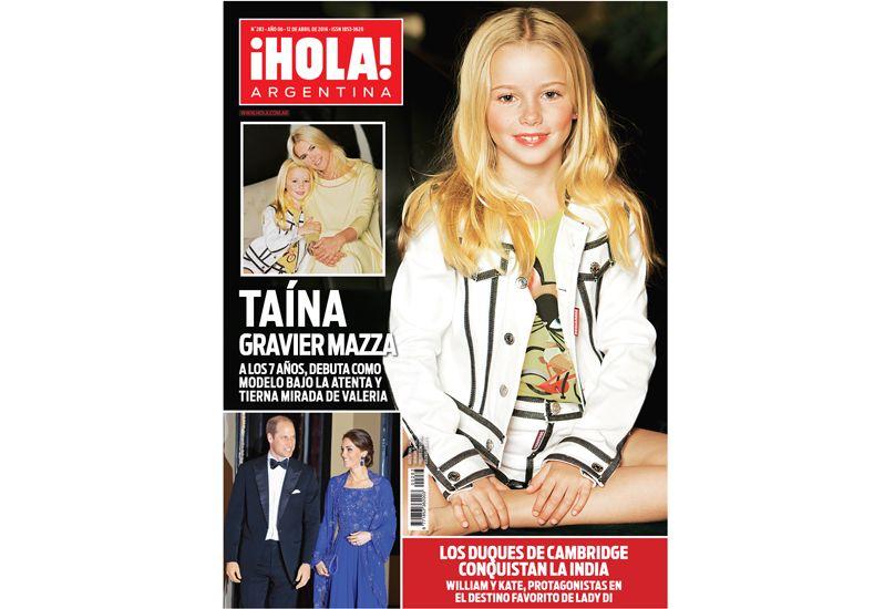 Revista Hola! opcional con Diario UNO de Entre Ríos