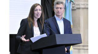 Lo dijo hoy al anunciar obras para la provincia de Buenos Aires