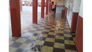 Agmer reclamó el envío de partidas de limpieza a escuelas del norte entrerriano