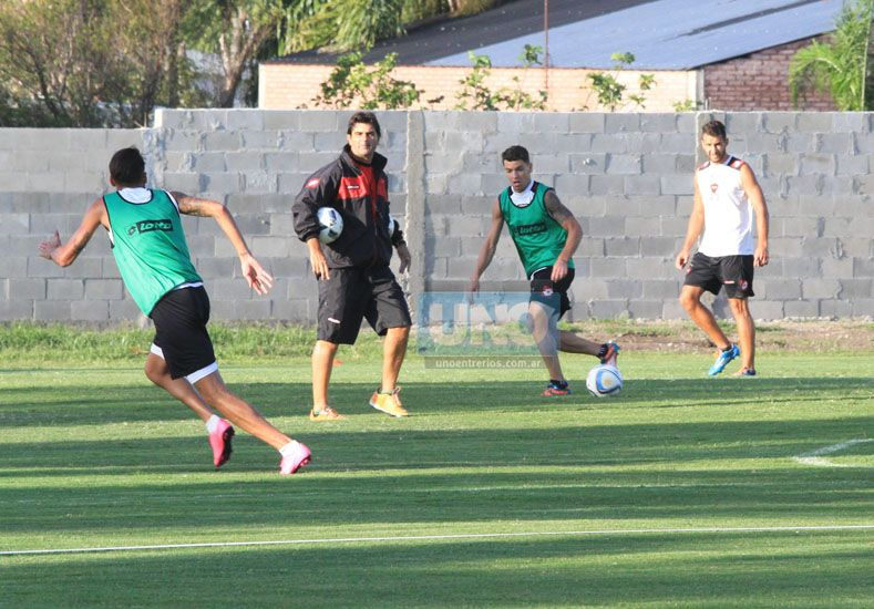 Garrido apuntó a alcanzar 20 puntos para adquirir tranquilidad con los promedios.   Foto UNO/Diego Arias