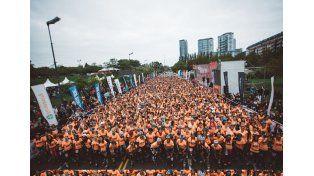 Recorrieron arriba de los patines 10K y 14K por las calles de Puerto Madero.