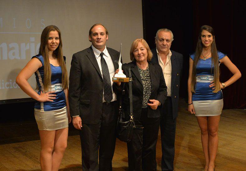 La Escuela de Artes Escénicas de Larroque se llevó el Oro en 2015