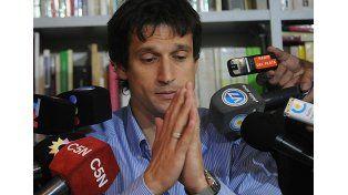 Lagomarsino será indagado el martes como partícipe de un plan criminal contra Nisman