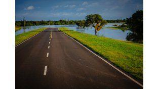 Bajó la intensidad de la lluvia y mejora lentamente la situación en Entre Ríos